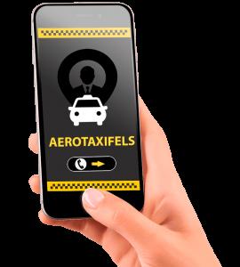 Aerotaxifels Mockup
