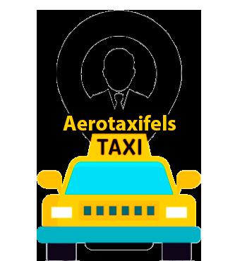 Logo Aerotaxifels Imagen Taxi